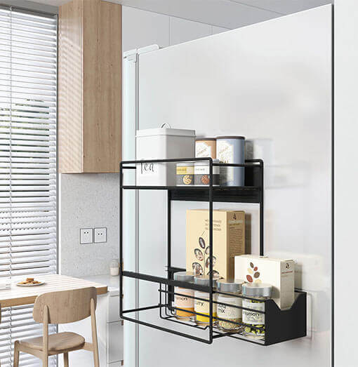 Magnetic Kitchen Storage Rack