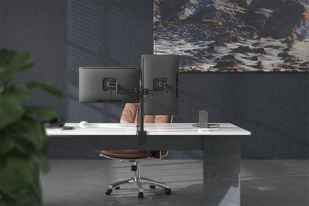 Aluminum Articulating MonitorArm