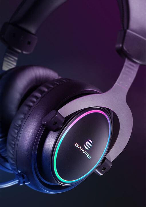 GAMPRO Gaming Headset