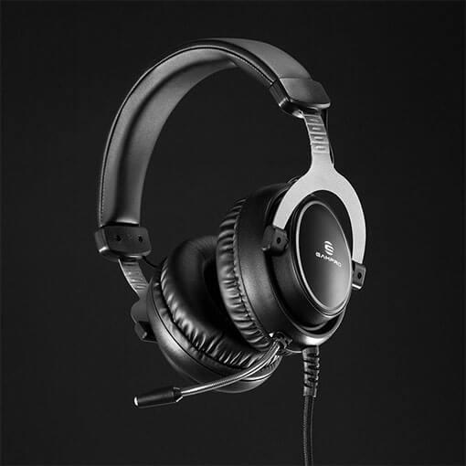 GAMPRO Surround Sound Gaming Headset