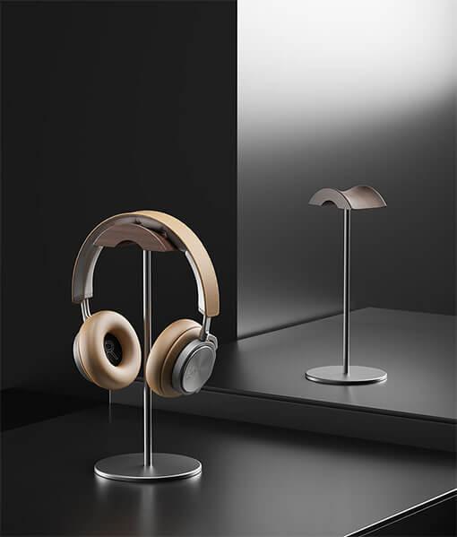 Humanmotion Headphone Stand