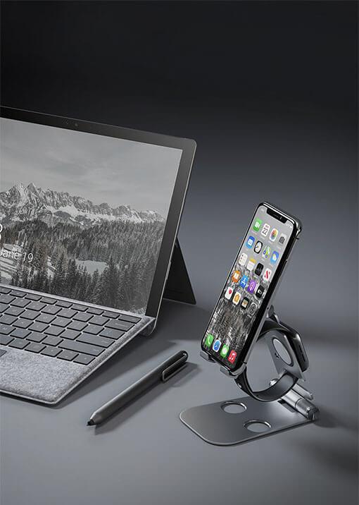 2-in-1 Phone & Smartwatch Holder