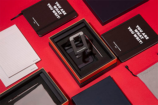 Humanmotion Phone Stand Gift Set