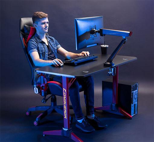 Conqueror Gaming Desk