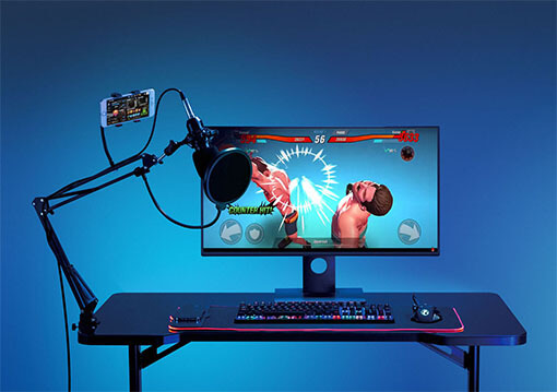 Desk Mounted Professional Microphone Boom Stand