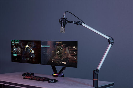 Suspension Boom Microphone Stand