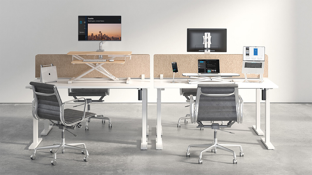 Humanmotion Electric Sit-Stand Desk