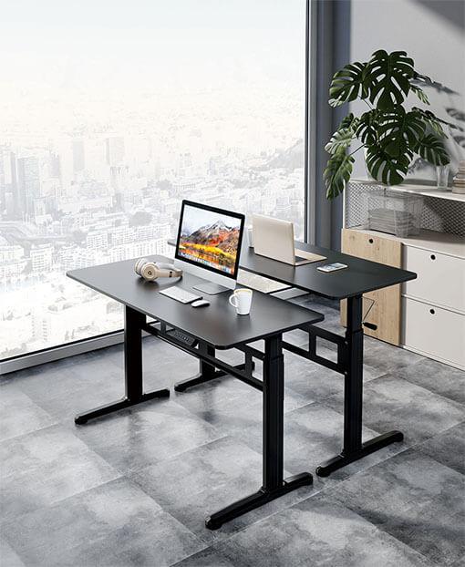 Stylish Electric Manual Sit-Stand Desks