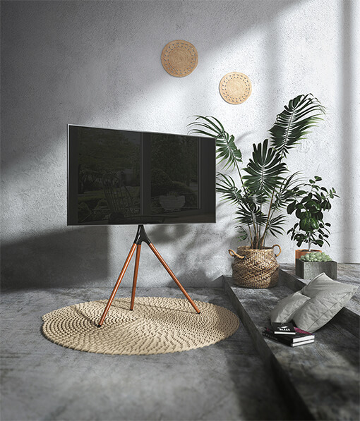 Artistic Easel Studio TV Stand